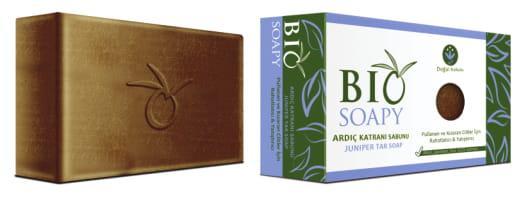 BIOSOAPY JUNIPER TAR SOAP - BIOSOAPY DERMATOLOGICAL SOAPS