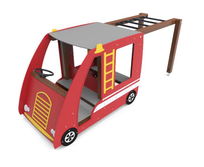 Fire truck - Thematic equipment