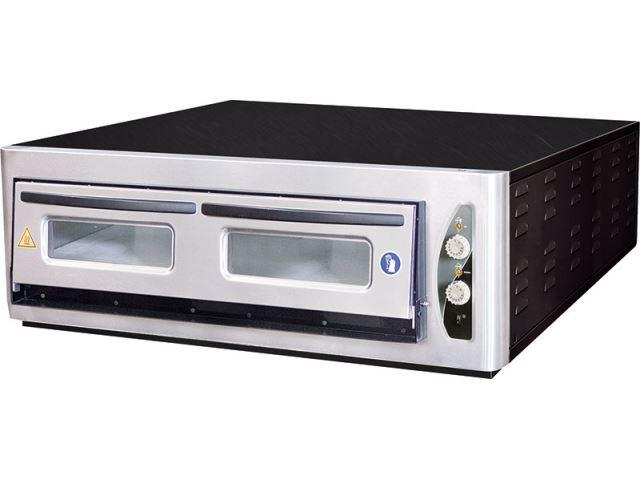 PO 901-902 SINGLE & DOUBLE DECK PIZZA OVENS