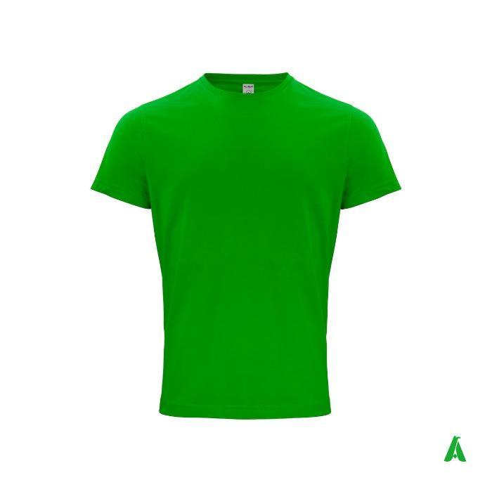 T-shirt in cotone organico personalizzata - T-shirt da uomo in cotone organico personalizzata