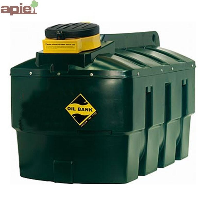 Cuve pour huiles usagées 2000 L - Référence : ORB2000
