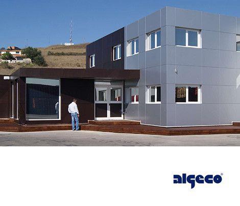 Construções modulares - Construção modular para escritórios e empresas de serviços