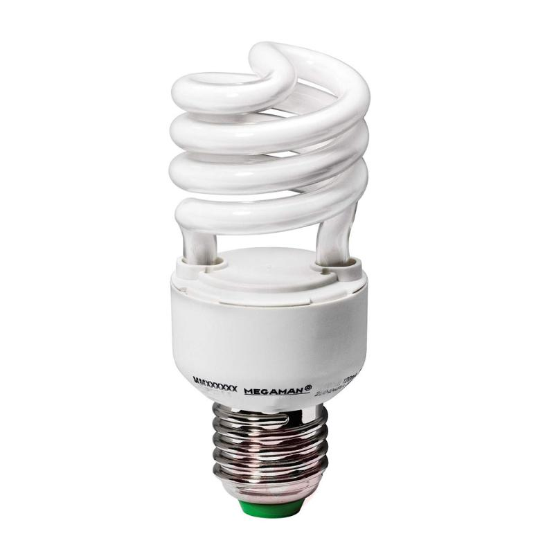 E27 14 W compact fluorescent lamp for plants - light-bulbs