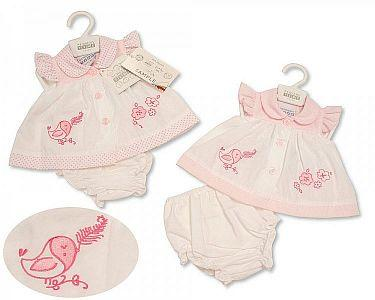 Premature Baby Dress - Little Bird -