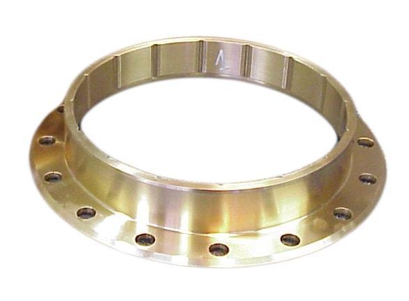 Seat ring & hub coupling - Shipbuilding - propeller