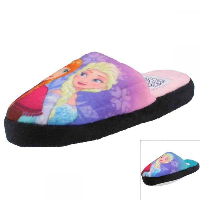 Destockage de chaussons Frozen