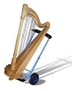 Harp-Car - null