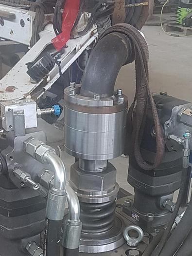 Project Testina Adduzione 60 Mm - Drilling rig