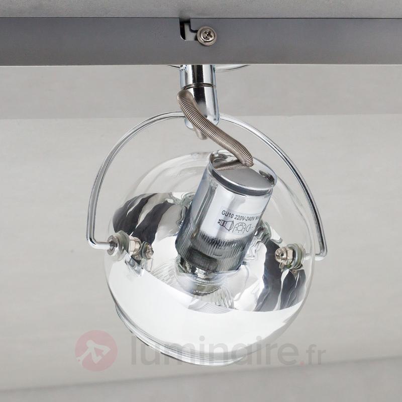 Plafonnier LED ARAMID à 3 lampes - Plafonniers LED