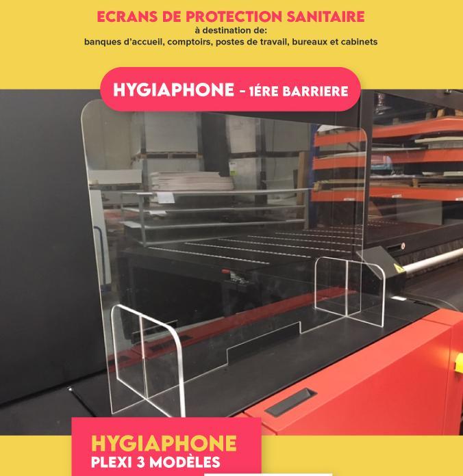 Ecran De Protection Sanitaire - null
