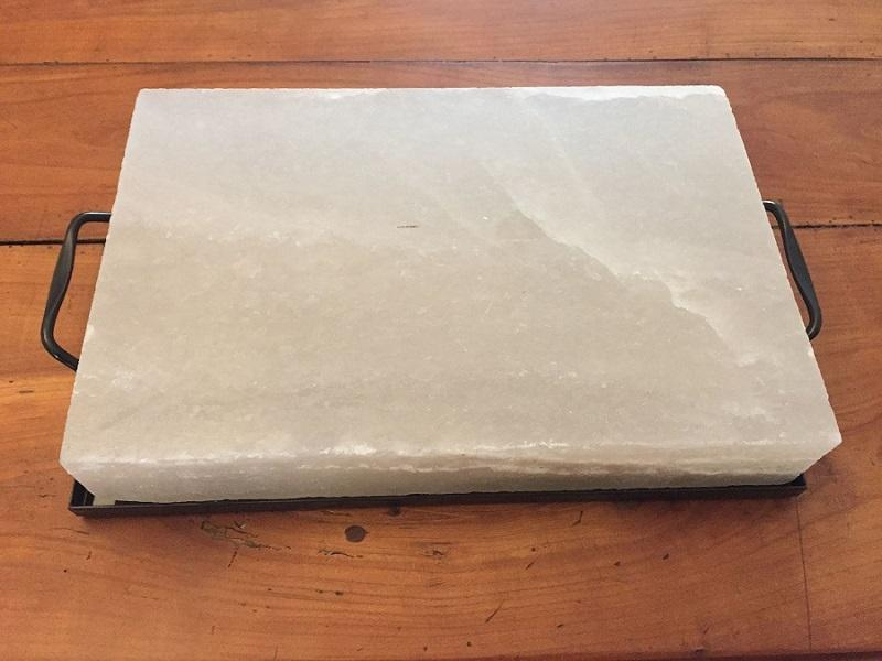 Salz Grillplatten und Sushi-Platten