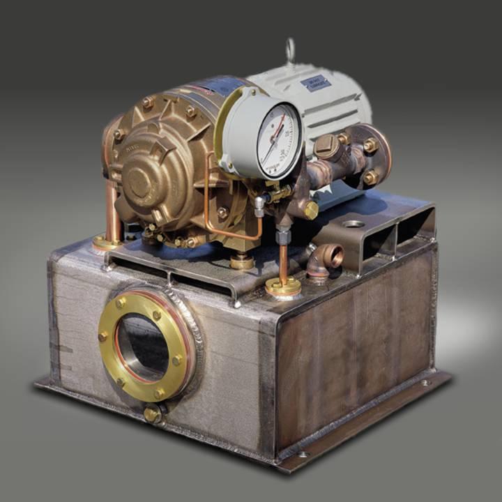 Liquid Ring Vacuum Pumps - Marine Duty Vacuum Pumps