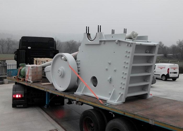 Jaw crusher for aggregates - Aggregate Crushing