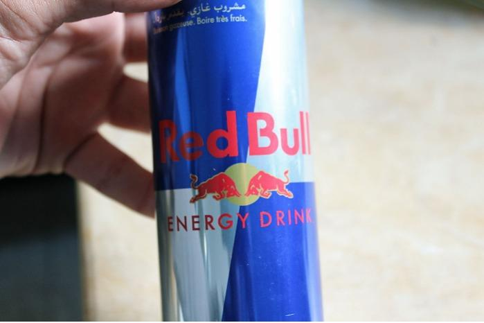 Red Bull Energy drink - Import- export