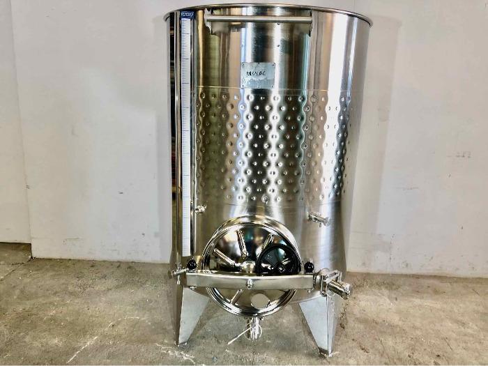 Serbatoio in acciaio 304 - 10 HL - Modello SPABP1000