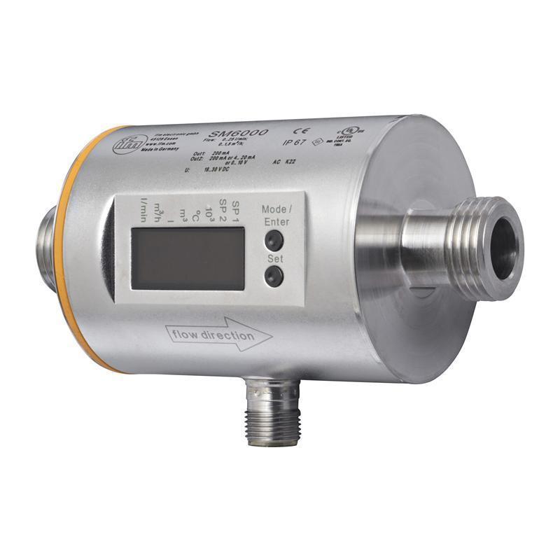 Capteur de débit magnéto-inductif ifm electronic SM6000 - null