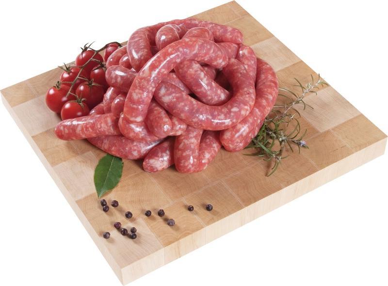 chipolata supérieure 2kg - Viande et volailles