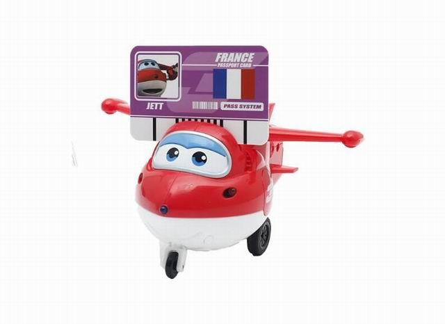Ecoiffier ABRICK AEREO HAPPY JET - Toy Car