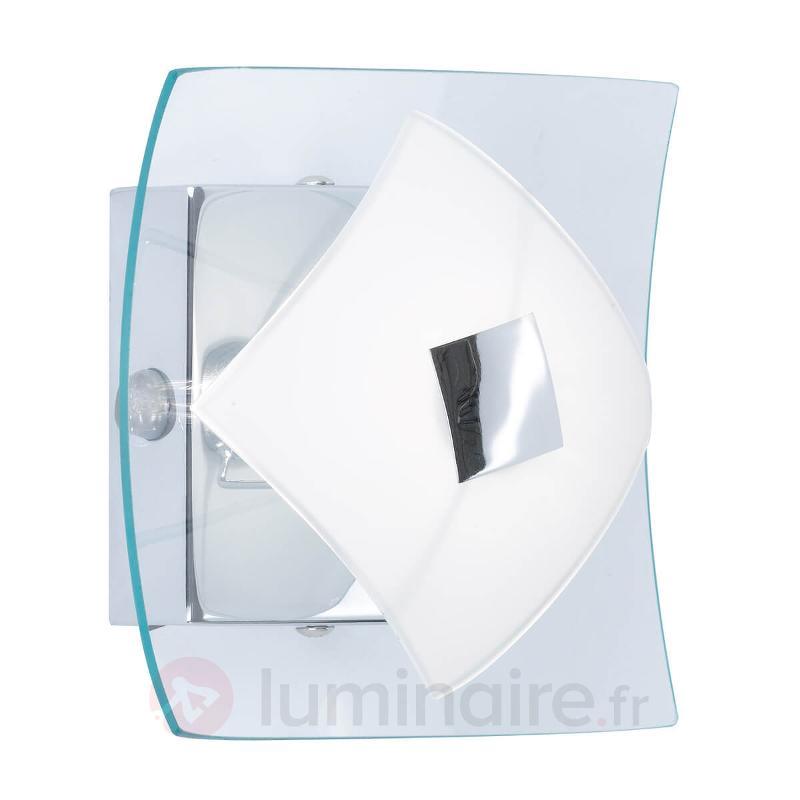 Applique en verre Luv attrayante - Appliques en verre