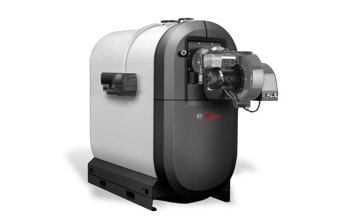 Bosch Heating boilers - Uni Condens 8000 F (800 - 1200 kW) - Bosch Heating boilers - Uni Condens 8000 F (800 - 1200 kW)