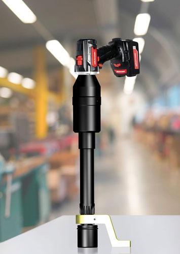 Battery-Driven Torque Multiplier for heavy duty vehicles  - EA2-N Battery-Driven Torque Multiplier for heavy duty vehicles