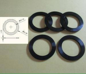 silicone gasket - silicone rubber food grade silicone washer   rubber metal washer rubber cushion