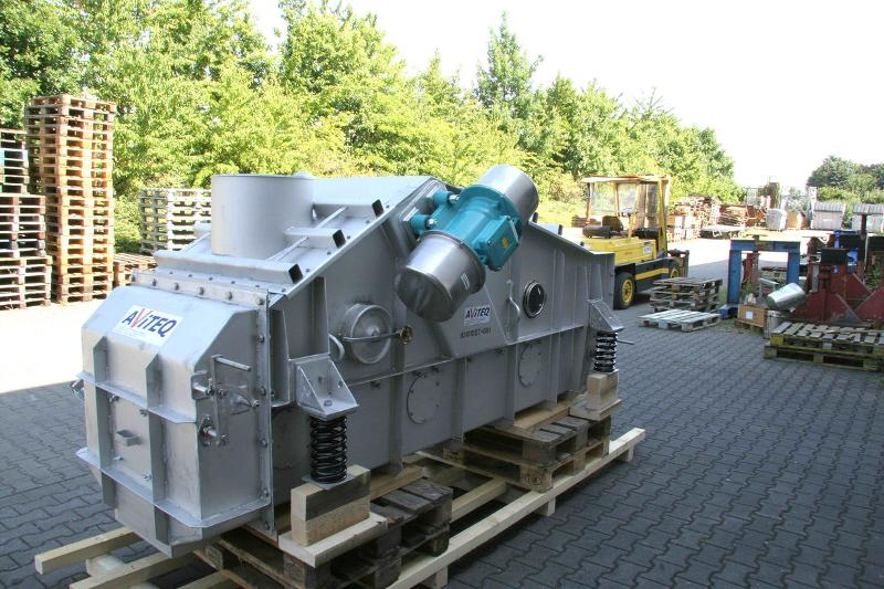 Vibrating Fluid bed system & Heat exchange equipment  - Process technology- Cooling, heating, drying