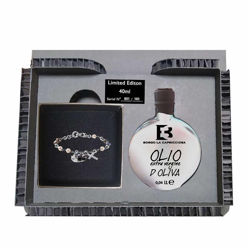 Color Of Passion 40 Ml Silver - Bracciale - EVO Series