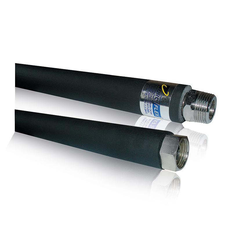 Tubi metallici estensibili ( DN15-DN20)  - Tubi metallici estensibili per Acqua/Gas MF-FF