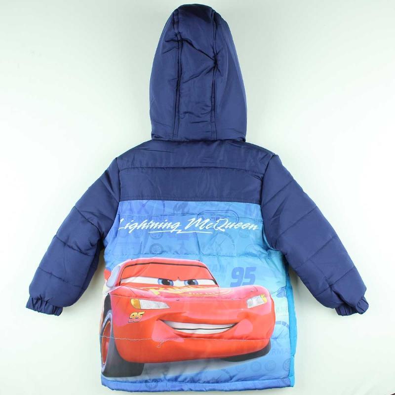 Importateur de Parka Cars du 2 au 8 ans - Parka