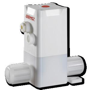 GEMÜ C50 - Válvula de globo de diafragma de accionamiento neumático