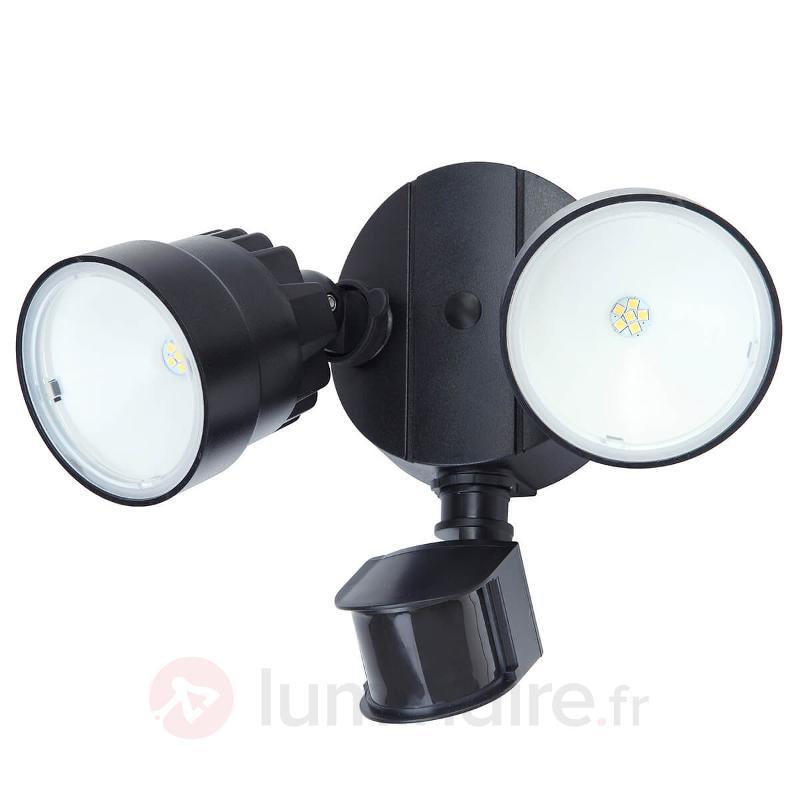 Projecteur d'extérieur LED Shrimp détecteur, 12 W - Projecteurs d'extérieur LED