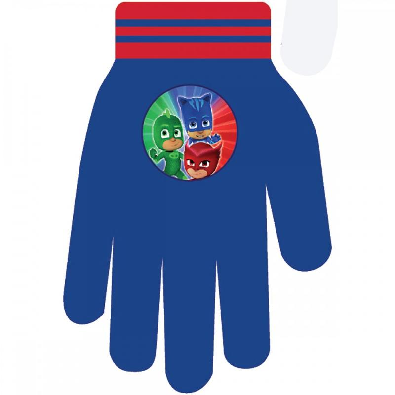 6x Gants PJ Masks - Bonnet Gant Echarpe
