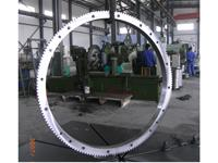 Turntable bearing -