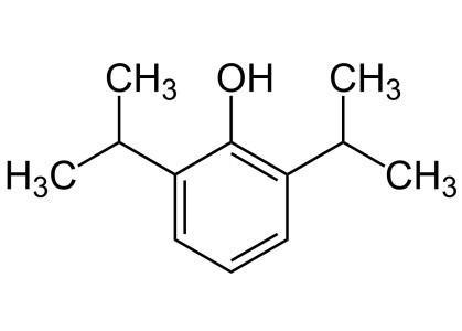 Propofol - Propofol; 2078-54-8; sustancia activa
