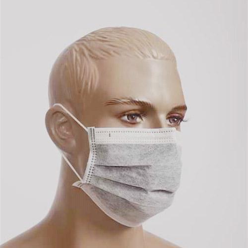 Masque facial au charbon actif