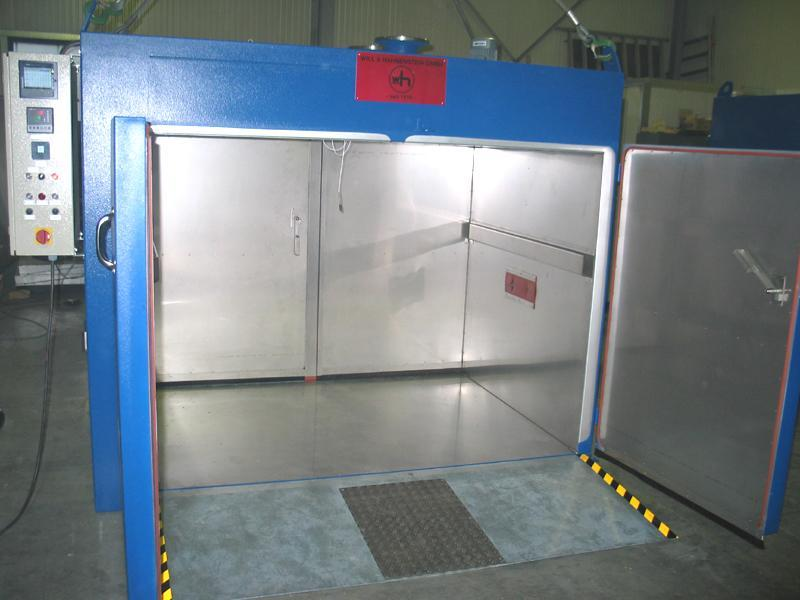 Drying & tempering ovens - Our tempering ovens for multiple problems