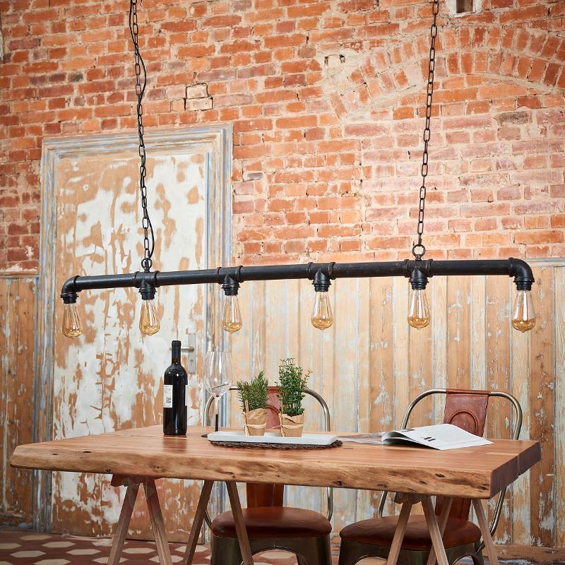Suspension Tap en forme de conduite d'eau - Cuisine et salle à manger