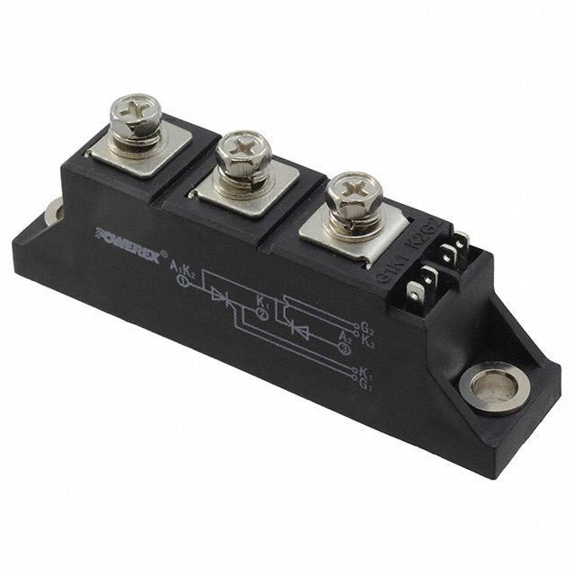 DUAL SCR MODULE - Powerex Inc. CD431690C