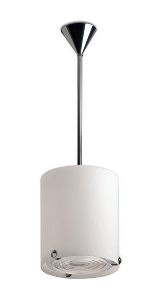 Prismatic glass pendant light - Model 2015