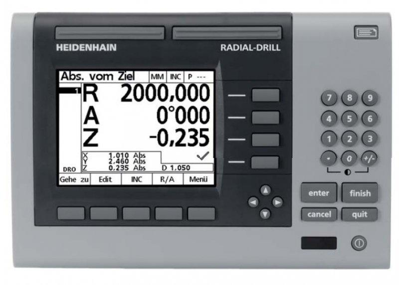 Position Display Unit - ND 1200 R series - Position Display Unit - ND 1200 R series