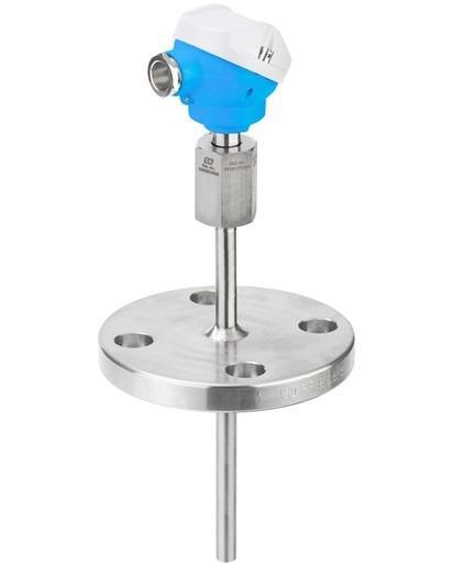 iTHERM ModuLine TM121 - Sonda de temperatura con elemento de inserción RTD o TC completa