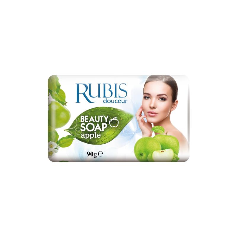 Rubis – 90 Gr Paper Wrapped Soap - Paper Wrapped Soap
