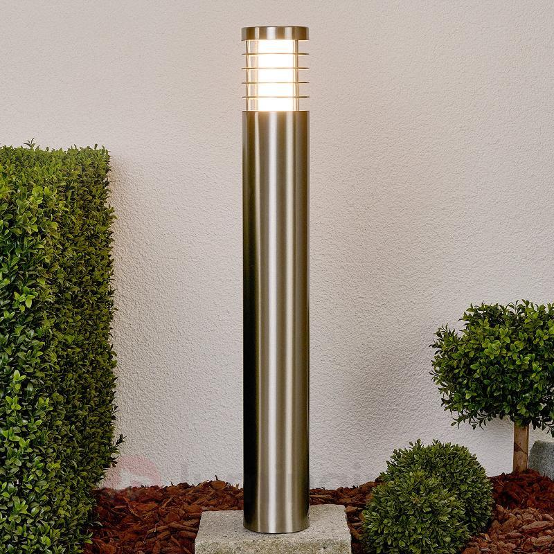 Dila - borne lumineuse LED en inox - Bornes lumineuses LED