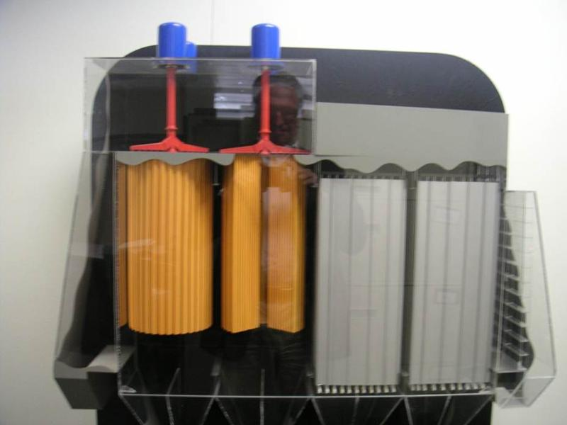 Dust Removal Systems - Hybrid Collectors