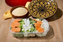 Légumes - Légumes pour couscous
