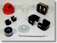 Schnittbandkerne, Ringbandkerne - Ringkerne und Montagezubehör