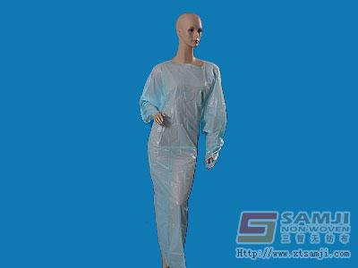 PE Surgical gown - AS-0011