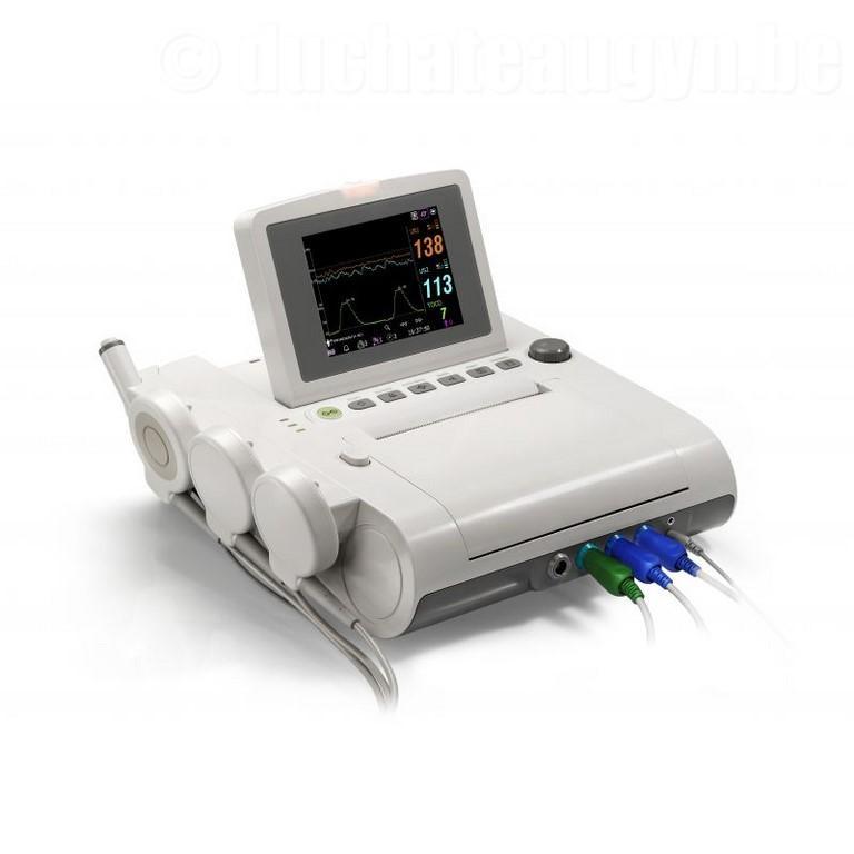F3 Monitoring foetal couleur - Matériel médical