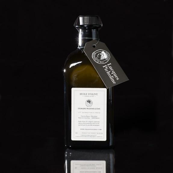 Lucques Picholine 50cl - Produits oléicoles